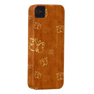 Vintageblackberry boldfodral iPhone 4 Case-Mate skal