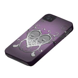 Vintageblackberry boldfodral iPhone 4 Case-Mate skydd