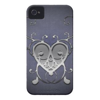 Vintageblackberry boldfodral iPhone 4 skydd