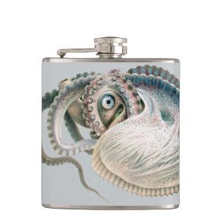 VintagebläckfiskArgonaut, marin- livdjur Fickplunta