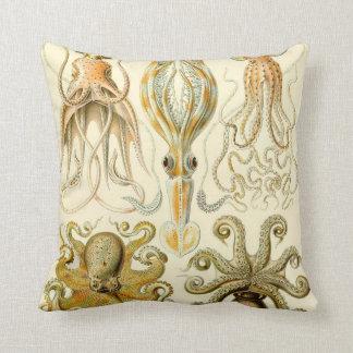 Vintagebläckfisktioarmad bläckfisk Gamochonia av Kudde