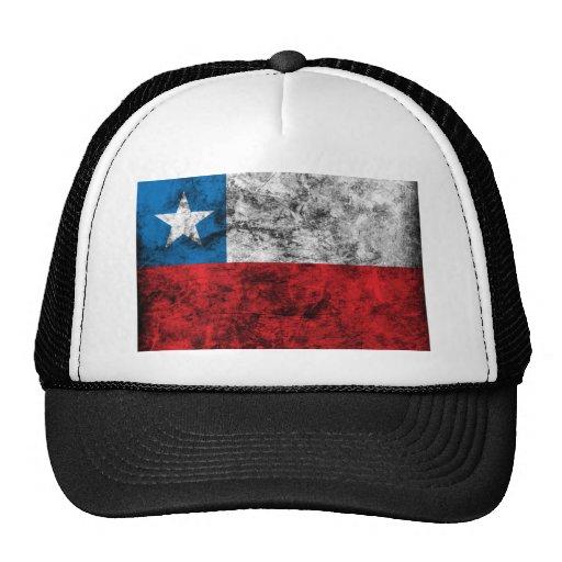 VintageChile flagga Baseball Hat