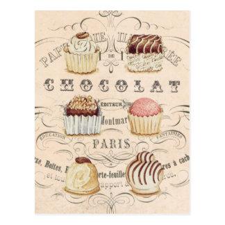 VintageChocolat… vykort