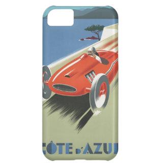 VintageCote D Azur tävling iPhone 5C Mobil Skal