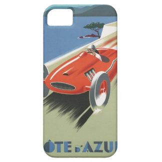 VintageCote D Azur tävling iPhone 5 Fodraler