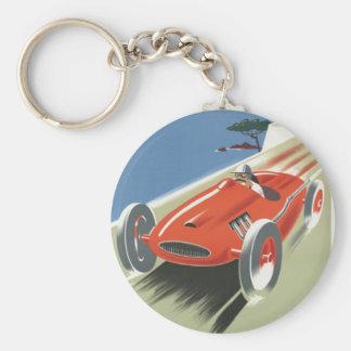 VintageCote D Azur tävling Nyckelringar