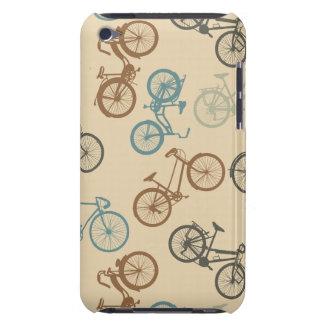 Vintagecykelmönster Case-Mate iPod Touch Fodral