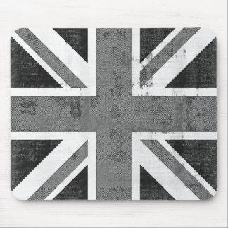 Vintageflagga United Kingdom Mousepad Musmatta
