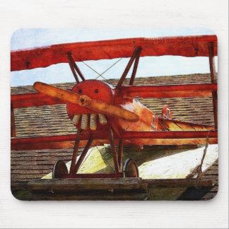 Vintageflygplan av Shirley Taylor Musmatta