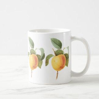 Vintagefruktmat, Calville Apple vid Redoute Kaffemugg