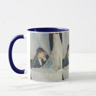 VintageImpressionism, vaggar vid Berthe Morisot Mugg