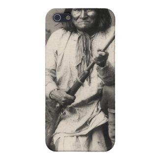 Vintageindian Geronimo Apache iPhone 5 Fodral