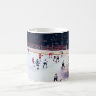 Vintageishockeymatch Kaffemugg