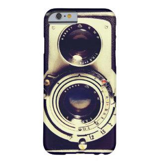 Vintagekamera Barely There iPhone 6 Skal