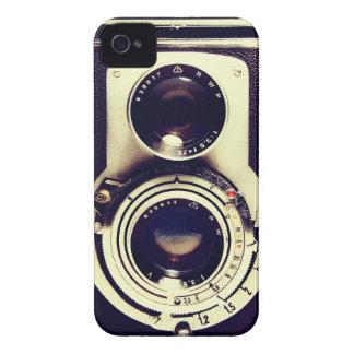 Vintagekamera Case-Mate iPhone 4 Fodral