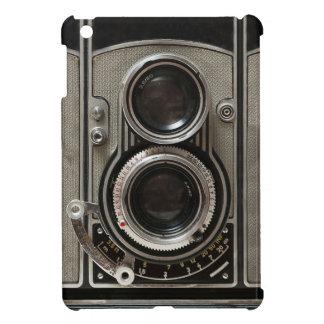 Vintagekamera iPad Mini Fodral