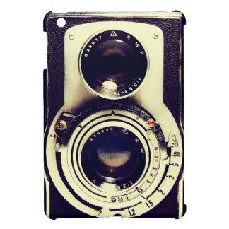 Vintagekamera iPad Mini Skydd