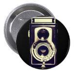 Vintagekamera Pins