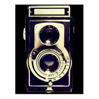 Vintagekamera Vykort