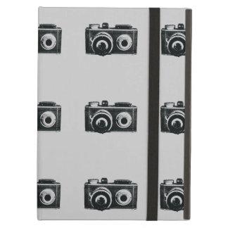 Vintagekameror iPad Air Skal
