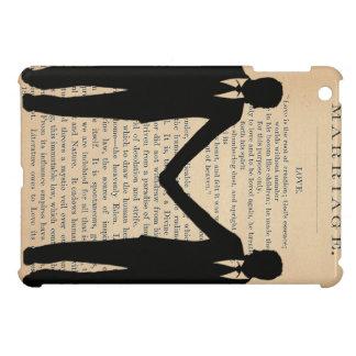 Vintagekärlek & giftermål glada gifta sig iPad mini skydd