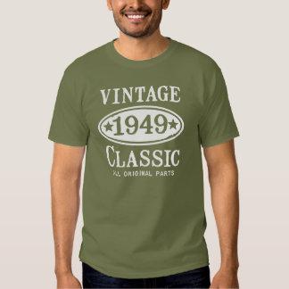 Vintageklassiker 1949 t-shirts