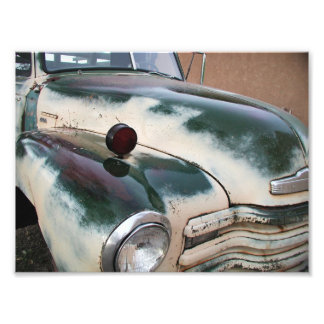 Vintageklassikerlastbil Fotografi