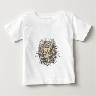 vintagekroppsdelar tillsammans tee shirt