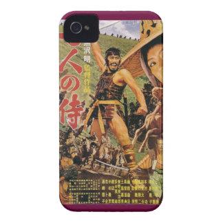 VintageKurosawa för sju Samurai blackberry fodral