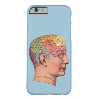 """Vintageläkarundersökningen avbildar """"Phrenology Barely There iPhone 6 Skal"""