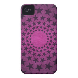 Vintagelilastjärnor Case-Mate iPhone 4 Cases