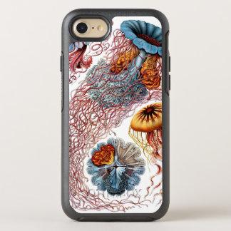 Vintagemanet av Ernst Haeckel, Discomedusae OtterBox Symmetry iPhone 7 Skal