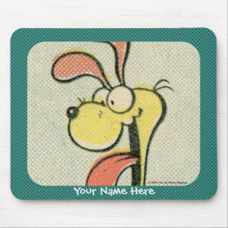 VintageOdie mousepad Musmatta