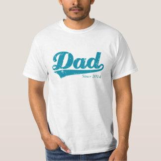 Vintagepappa efter 2014 (något år) T-skjorta Tee Shirt