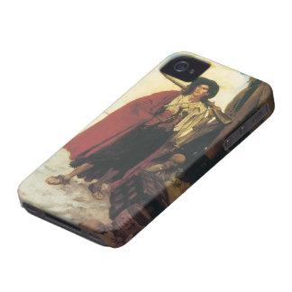 Vintagepirater Buccaneer var en pittoresk kamrat Case-Mate iPhone 4 Skal