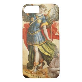 Vintagereligiösan, St Michael besegrar Lucifer
