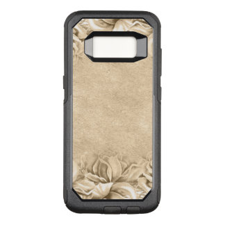 VintageroEcru tonar beige jord neutralt OtterBox Commuter Samsung Galaxy S8 Skal