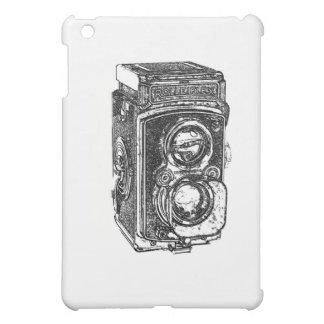 VintageRolleiflex kamera iPad Mini Skal