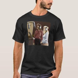 Vintagesångare T Shirt
