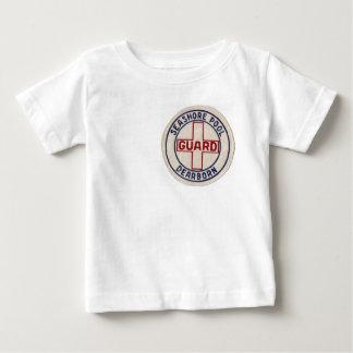 VintageSeashorebassäng - livräddaredräkt - T Shirts