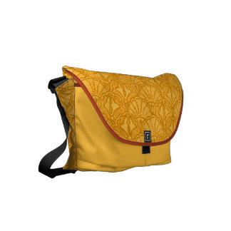 Vintagesnäckskalmango Kurir Väska