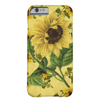 Vintagesolrosor Barely There iPhone 6 Skal