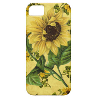 Vintagesolrosor iPhone 5 Cover