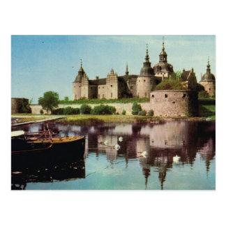 Vintagesverige, Kalmar medeltida slott, Vykort