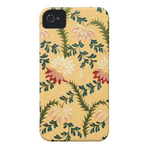 Vintagetapet iPhone 4 Case-Mate Fodraler