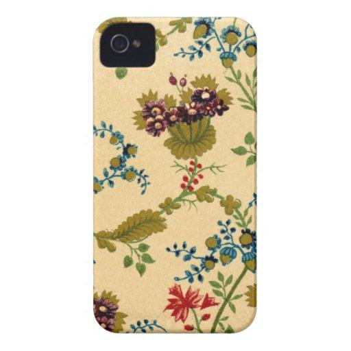 Vintagetapet Case-Mate iPhone 4 Skydd
