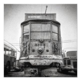 VintageTrolley 1081-5184 Fototryck