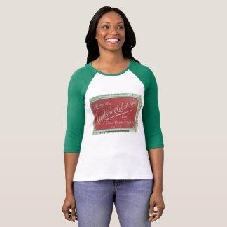 VintageTshirt 1 miljon brittiska bibliotek T-shirts