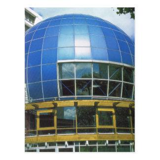 VintageTyskland, Berlin, 360 grad bio Vykort
