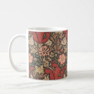 VintageWilliam Morris design Kaffemugg
